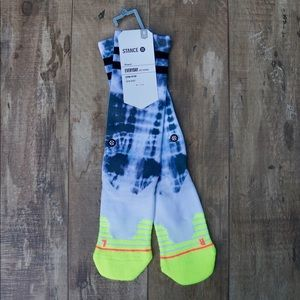 *New* Stance Women's Everyday Tie Dye Crew Socks